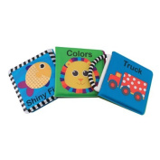 Sassy Book Set, 3 Count, Model