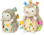 Taggies Petals Hedgehog Rattle and Soft Toy Set