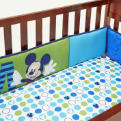 Disney Baby Secure-Me Crib Bumper