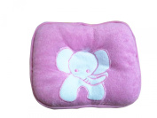KingWinX Soft Baby Pillow, Pink Elephant