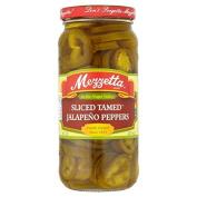 Mezzetta Sliced Jalapeno Peppers 425g by Mezzetta