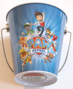 Paw Patrol Tin Pail - 11cm x 11cm