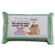 Beaming Baby Organic Babywipes Unfragranced 72Wipes by Beaming Baby