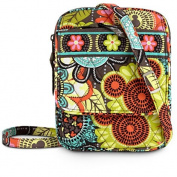 Disney Vera Bradley Perfect Petals Mini Hipster Crossbody Bag
