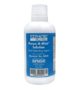 Mouthwash Perox-A-Mint240ml 12Ea/Cs