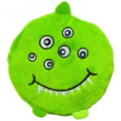 Spa Comforts Mommy's Kisses, Reusable Childrens Hot and Cold Pack Green Monster