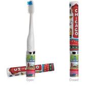 Violife Slim Sonic Destinations Toothbrush - Texas