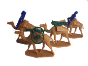 Egyptian Camel Corps 1882 with Screw Gun By Armies in Plastic Offered By Classic Toy Soldiers, Inc