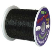 Stretch Magic Black Bulk Spool 1mm x 100 metres