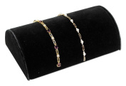 Bracelet Hump Wide Black Jewellery Display