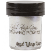 Lindy's Stamp Gang 2-Tone Embossing Powder, 15ml Jar, Angel Wings Sapphire