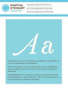 BooTool(TM) Martha Stewart 32988 Alphabet Stencil Monogram Flourish