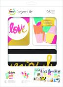 Project Life Mix & Match Foil Mini Value Kit