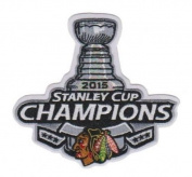 2015 Stanley Cup Champions patch , Chicago Blackhawks jersey patch