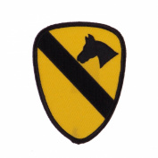U.S Army Embroidered Military Patch - 1st Division W01S14D