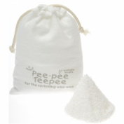 Pee-pee Teepee Terry White - Laundry Bag