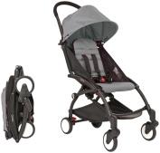 Babyzen YOYO Stroller - Black - Grey