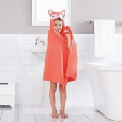 Jumping Beans® Fox Bath Wrap Hooded Towel