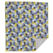 Lolli Living Quilted Comforter, Hexagon