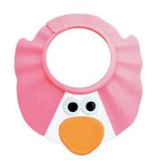 Baby Adjustable Durable Shower Shield Bath Visor - BPA Free