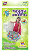 Mighty Clean Baby Disposable Toilet Seat Covers