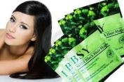 20 X Sachet Original BSY Noni Black Hair Magic New Packaging #H007