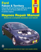 Ford Falcon / Ford Territory Automotive Repair Manual
