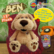 Dragon-i Toys Talking Ben Plush
