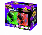Mindscope Neon Glow Twister Tracks Neo Tracks LIGHT UP (5 LED) VEHICLES