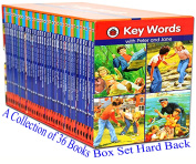 Keywords Books Box Set - A Collection of 36 Hardcovers by Ladybird