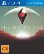 PS4 No Man's Sky