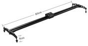 """IMORDEN 32""""/80cm Middle Level DSLR Camera Track Dolly Slider Video Stabilisation System"""