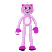 NEW Stretchkins Pink Light Up Cat as seen on TV ages 3+