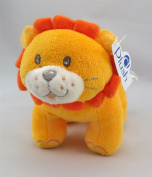 Cute Small Adorable Plush Orance Lion Teddy Approx 20cm