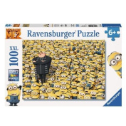 Minions and Gru XXL 100pc Minions Jigsaw Puzzle