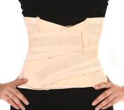 Nsstar Postpartum Recovery Belly Abdomen Waist Slimming Shaper Wrapper Belt Breathable