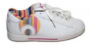 Osiris Skateboard Shoes Serve Icon Girls White/Stripes