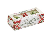 Rose & Co Patisserie de Bain Raspberry and Apple Crumble Gift Set - 3-Piece