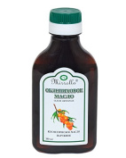 Cosmetic Sea Buckthorn Oil Face Body Skin Massage Health Burns Masks 100ml.