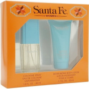Santa Fe By Aladdin Fragrances Cologne Spray 30ml & Body Lotion 50ml