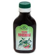 Cosmetic Nettle Oil Head Skin Massage Health Hair Growth Vitamins 100ml.