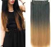One Piece clip in hair extensions
