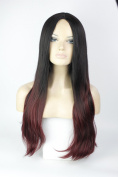 Fashion Sexy Long Curly Wavy Halloween Christmas Cosplay Party Wig