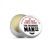 Beard Balm Spanish Orange 30g