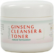 The House Of Mistry Ginseng Cleanser And Toner, 50g