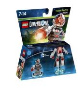 LEGO  Dimensions Fun Pack - DC Cyborg