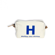 Hashtag Koolfly Collection Men's Beige Medium Pouch Hashtag