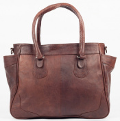 Handbag leather designer handbag