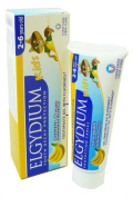 Elgydium Kids Toothpaste Gel Decay Protection 2/6 Years Old 50ml - Flavour : Banana