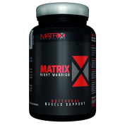 Matrix Night Warrior 120 Tablets help maximise your muscle building and restorative powers during sleep. Zinc Magnesium Glutamine